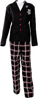 springcos Men's Costumes for Persona 5 Protagonist Cosplay School Uniform