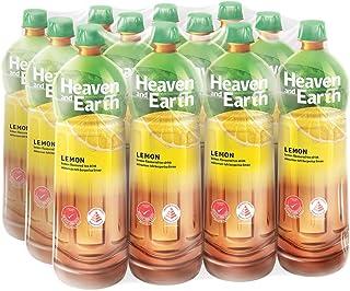 HEAVEN & EARTH Ice Lemon Tea, 1.5 l (Pack of 12)