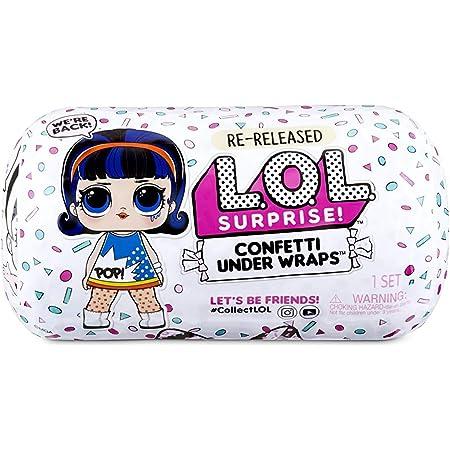 LOL Surprise Confetti Under Wraps Surprise A