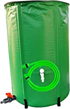 XBSXP Seau de Collecte d'eau de Pluie Portable, Réservoir d'eau de Jardin Pliable de Grande capacité pour l'extérieur, Sea...