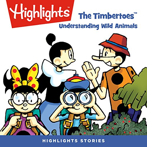 The Timbertoes: Understanding Wild Animals copertina