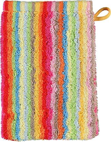 Cawö Waschhandschuh  Lifestyle Multicolor 7008  Größe 16x22 cm