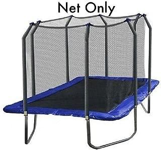 Skywalker Trampoline Net for 9ft x 15ft Rectangle Trampoline Enclosure using 8 Poles - NET ONLY