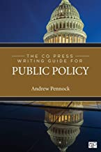 The CQ Press Writing Guide for Public Policy (NULL)