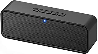 AKUSA Bluetooth スピーカー 高品質 高音質 臨場感満点 FMラジオ ハンズフリー通話 iPhone iPad Android パソコンなどに対応(ブラック)