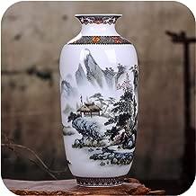Little-Goldfish vases Ceramic Vase Vintage Chinese Style Animal Vase Fine Smooth Surface Home Decoration Furnishing Articles,5,Australia