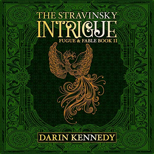 The Stravinsky Intrigue  By  cover art