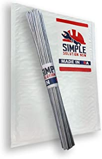 Simple Welding Rods USA Made From Simple Solution Now - Aluminum Brazing/Welding Rods - Make Your Repair Stronger Than The Parent Metal Every Time - 10 Rods (1 Pack (10 Rods))