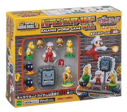 New Super Mario Bros. 2 game balance World castle stage (japan import)