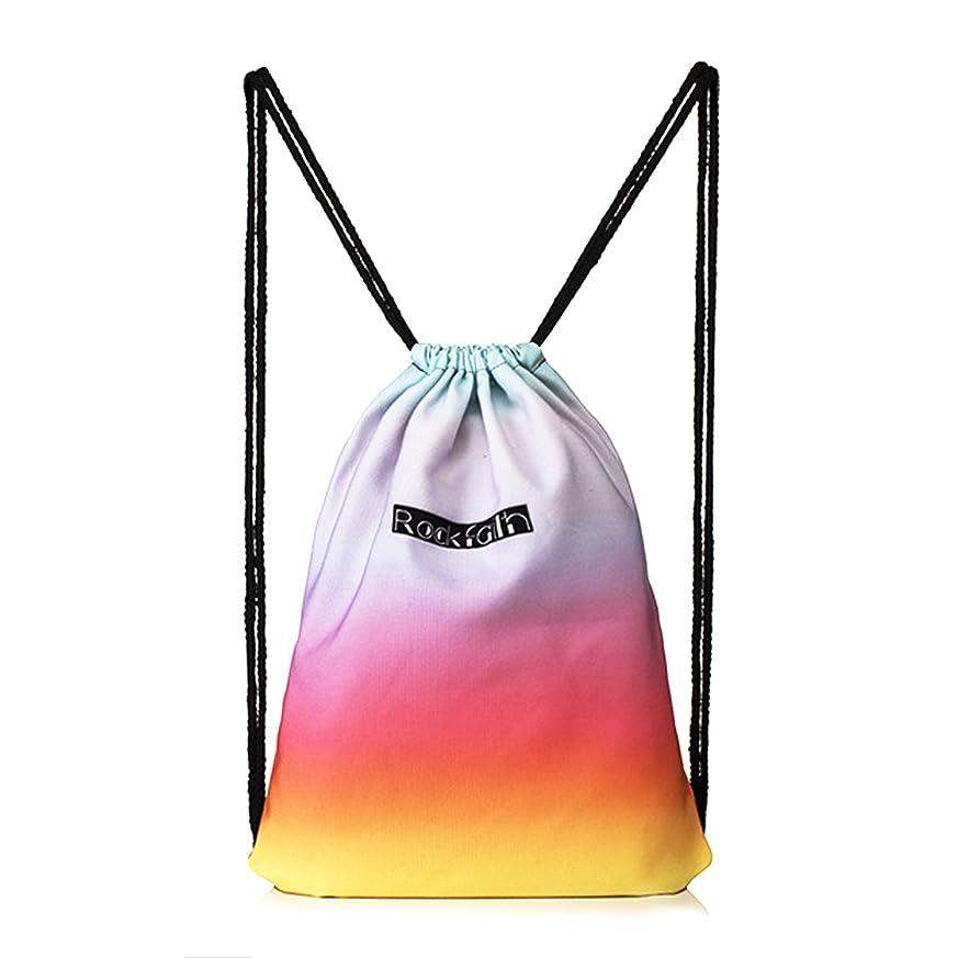ことわざヘビー入学するnecker ジムサック スポーツバッグ リュックサック 巾着 バッグ シューズ ケース