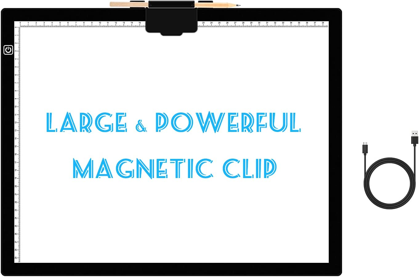 A3 Ranking TOP5 LED Light Pad Large Magnetic VKTEKLAB Tr for Virginia Beach Mall Box Clip