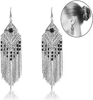 Best new long earrings design Reviews