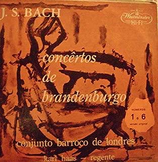 Best concertos de brandenburgo bach Reviews