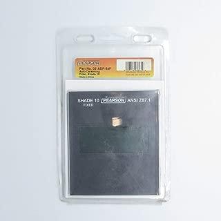 PEARSON 02ADF54F 1 Auto Darkening Filter, Shade 10 for Welding Hood