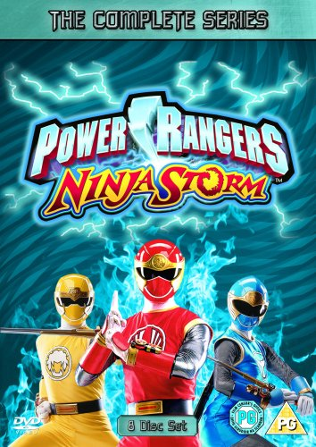 Power Rangers - Ninja Storm - The Complete Series