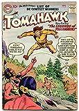 Tomahawk Comics #48 1957-Western- DC SLOGAN CONTEST WINNERS - VG