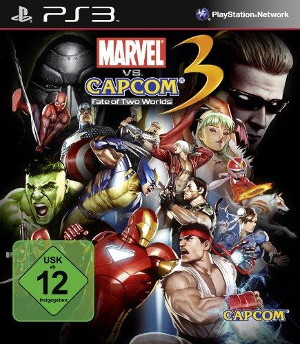 Marvel vs. Capcom 3 - Fate of Two Worlds [Importación alemana]