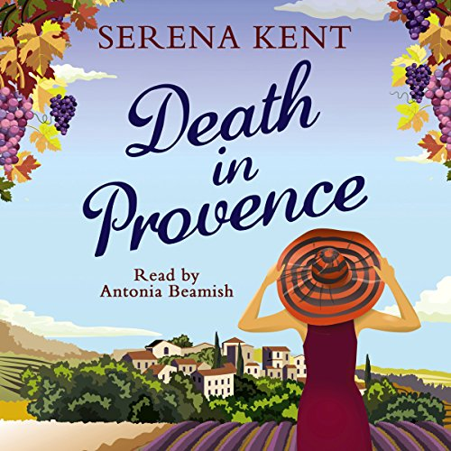 Death in Provence cover art