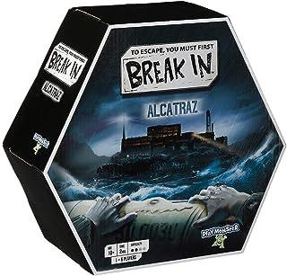 Break in Alcatraz