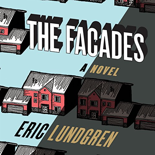 The Facades audiobook cover art