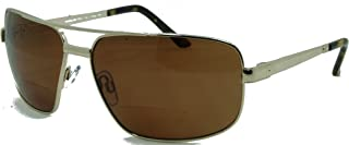 In Style Eyes Just Chillin Polarized Nearly Invisible Line Bifocal Sunglasses