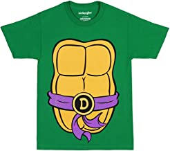 Teenage Mutant Ninja Turtles TMNT Costume T-Shirts