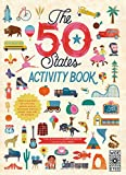 The 50 States: Activity Book: Maps of the 50 States of the USA (The 50 States, 2)