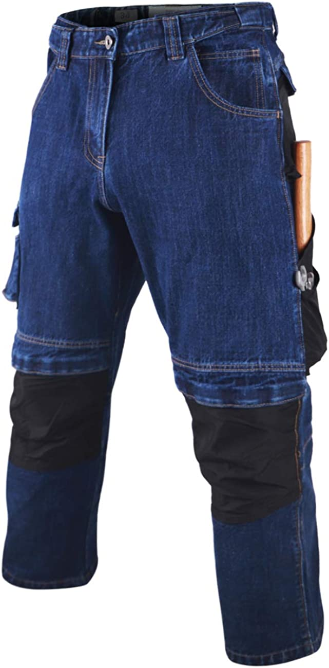 Muscle Alive Men's Work Indefinitely Utility Cotton Max 60% OFF Heavy-Weight R Pants 100%
