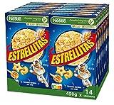 Nestlé Cereales Estrellitas - 14 paquetes de 450g