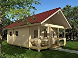 Allwood Timberline | 483 SQF Cabin Kit