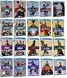 MARVEL Studios Collection (20 BLU-RAY) Cofanetti Singoli, Edizione Italiana - Comprende Captain Marvel e Avengers Endgame