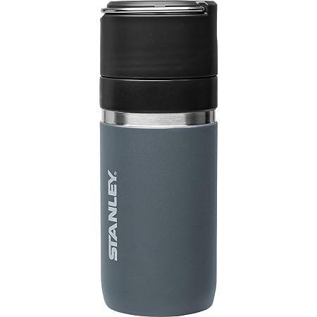 【廃盤 価格】 STANLEY(スタンレー) ゴーシリーズ セラミバック 真空ボトル 0.47L 各色 直飲み 水筒 本来の味 保温 保冷 保証 (日本正規品)