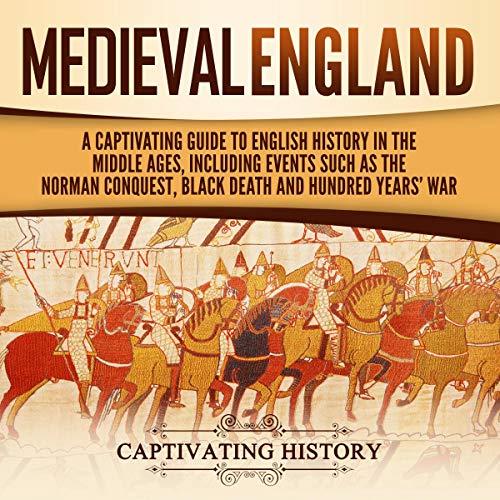Medieval England cover art