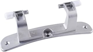 Poweka 134550800 Door Hinge with Bushings for frigidaire Washer Machines - Replace 1191162 AH1152380 EA1152380 PS1152380