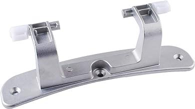 Poweka 134550800 Door Hinge with Bushings for fri-gidaire Washer Machines - Replace 1191162 AH1152380 EA1152380 PS1152380