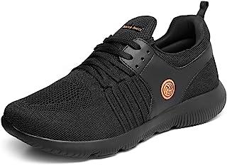 Bacca Bucci® Men's Glory Comfortable Running Shoes with Adaptive Cushioning Professional Non Slip Running Shoe for Trainin...