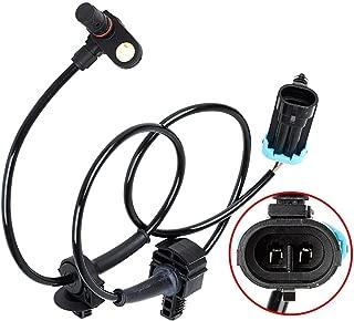 AUTEX ALS1464 ABS Speed Sensor Rear compatible with Cadillac Escalade 07-08 12-14/Escalade ESV 07-08/Escalade EXT 07-13/Chevrolet Avalanche & Suburban 1500 07-14/Chevrolet Tahoe & GMC Yukon