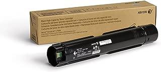 Xerox VersaLink C7000 Black High Capacity Toner Cartridge (10,700 Pages) - 106R03757