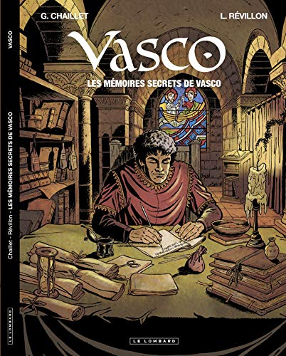 Vasco - Tome 0 - Les Mémoires secrets de Vasco (French Edition)
