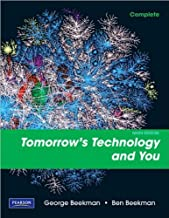 by Ben Beekman,by George Beekman Tomorrow's Technology and You, Complete (9th Edition)(text only)9th (Ninth) edition[Paper...