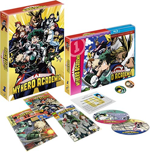 My Hero Academia - Primera Temporada (Edición...