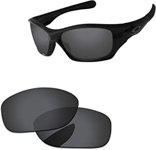 PapaViva Lenses Replacement for Oakley Pit Bull OO9127