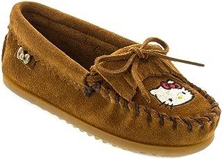 Minnetonka Children's For Hello Kitty Kilty, Mocasines para Niñas