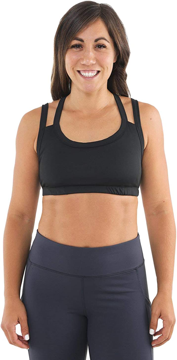 KIAVA Max 48% OFF Clothing High Impact Support Workout Bra Endurance Sports Max 49% OFF