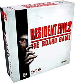 Steamforged Games Resident Evil 2: The Board Game - バイオハザード2 英語版 [並行輸入品]