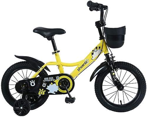 centro comercial de moda Bicicleta De Bicicleta para Niños De 12 Freestyle Girl Girl Girl 'S para Niños, De 2 A 5 años, 3 Colors, con Estabilizadores.  el mas de moda