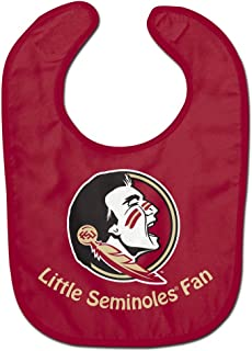 WinCraft NCAA Florida State University WCRA2017224 All Pro Baby Bib
