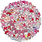 My Melody Stickers 100pcs for Water Bottles