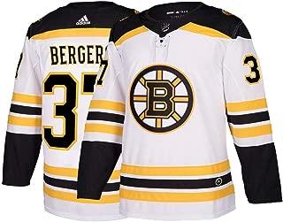 adidas Patrice Bergeron Boston Bruins Authentic Away NHL Hockey Jersey