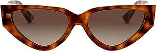 Luxury Fashion | Valentino Womens VA4063501113 Brown Sunglasses | Fall Winter 19